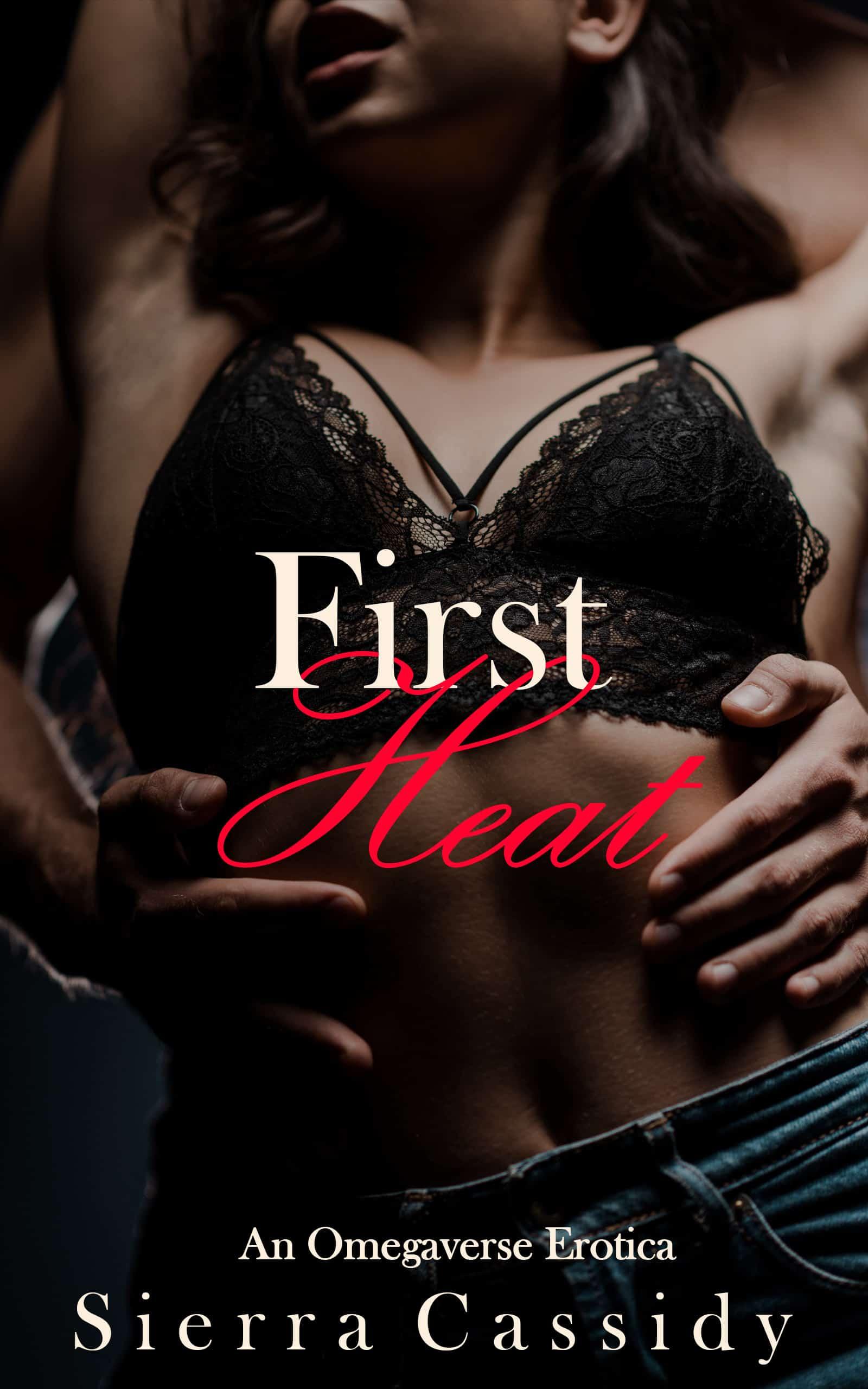 First Heat Sierra Cassidy Cover